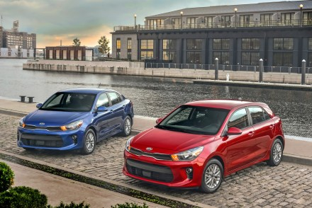 Kia Motors America 2018 Rio Pricing